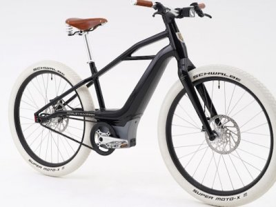 Hop on this ultra-premium ebike from Harley-Davidson
