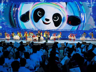 'Together for a Shared Future' unveiled as motto for Beijing 2022 Games