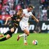 Spain midfielder Olmo suffers thigh injury