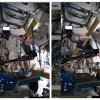 French astronaut's workout video in space amuses social media users (VIDEO)