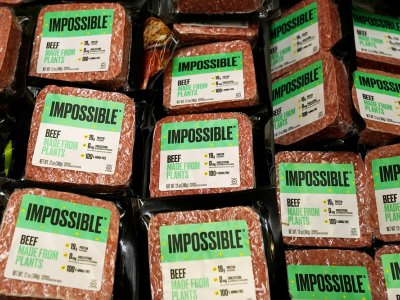 Impossible Foods to roll out meatless pork in HK, Singapore, US