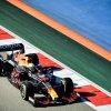 Verstappen starts Russian GP at back of grid
