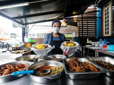 Former deejay starts Malay cuisine restaurant in Penang as an ode to traditional family recipes