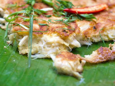 Egg-citing Thailand: From Michelin-starred crab omelettes to golden thread nets