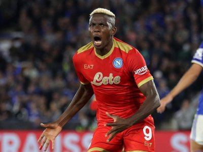 Napoli fight back to deny Leicester in Europa League clash as Lyon sink Rangers
