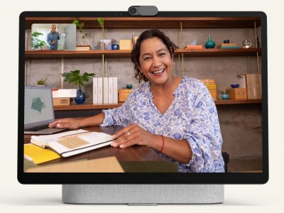 Facebook's latest Portal smart displays are work-from-home companions
