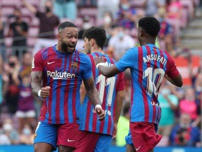 Barca coach Koeman hints at Aguero debut, Ansu Fati start