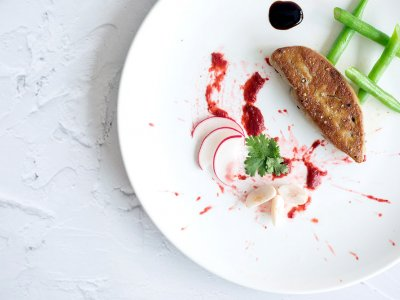 Fine dining for one: Home alone with 'foie gras' and mangosteens