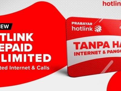 Hotlink Prepaid Unlimited now available with faster 18Mbps option