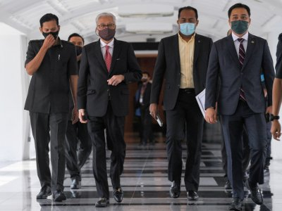 PM: RM14,500 spent on supporting frontline workers, J-Kom funds not misused for politics