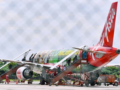 Flight to Langkawi from Ipoh takes off Friday at 80pc capacity