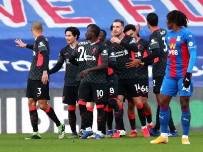Palace going to Anfield with no fear, says Vieira