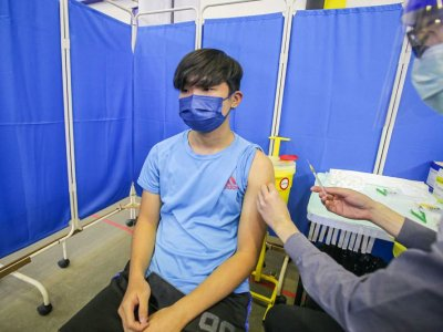 Health Ministry says teens can walk in for Covid-19 jabs at 156 PPVs from Sept 23