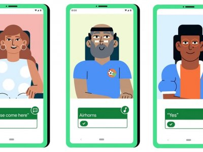 People with disabilities can now use Android phones with face gestures