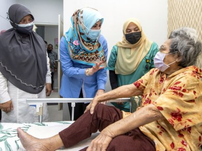 Malaysia needs more nursing homes as population ages, says minister