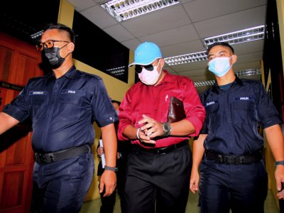 Perak teacher pleads not guilty to 32 counts of unnatural sex, sexual grooming of male students