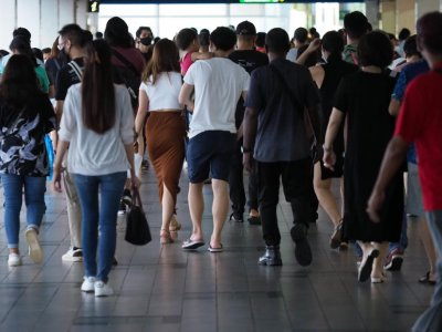 Covid-19: 3,383 new cases in Singapore; 15 more deaths bring tally to 315