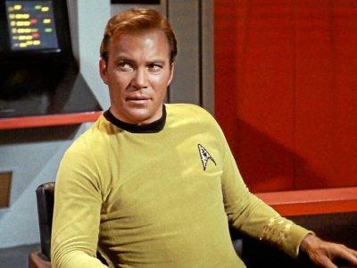 """刷最年长纪录?90岁《星际迷航》""""柯克船长""""将上太空"""