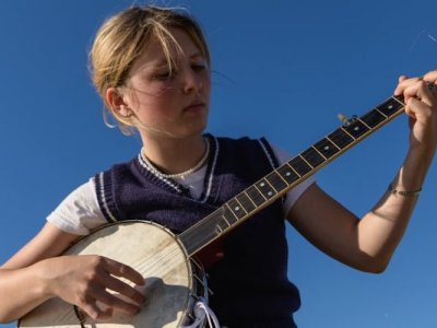Nora Brown, the banjo prodigy singing tales of Appalachia