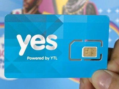 为期一年 Yes向大学生提供每月7GB免费数据