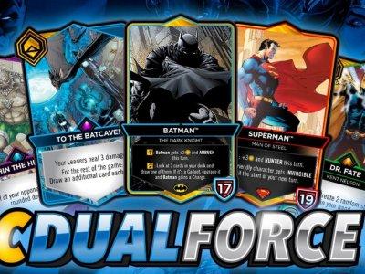 以DC漫画为主题!《DC Dual Force》明年第三季度推出
