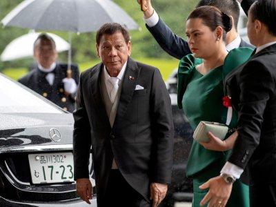 杜特尔特宣布退出政坛 明年不选菲律宾副总统