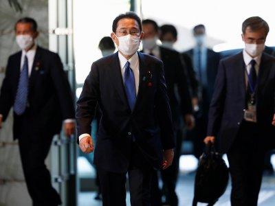 岸田新内阁阵容公布 13人首次入阁