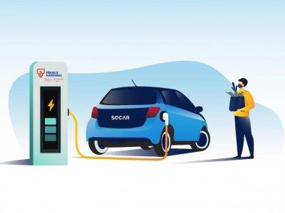 促进使用率!SOCAR携手国能打造50个电动车区域
