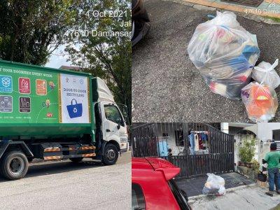 做好垃圾分类人人有责!MBSJ联合雀巢启动上门回收资源计划