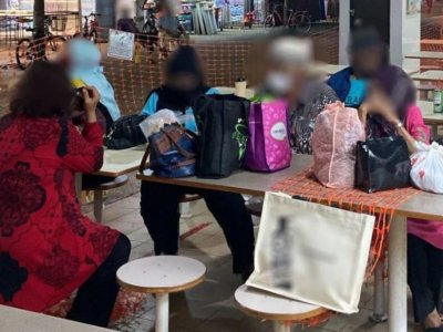 Covid-19: 84 people caught for breaching safe management measures at Singapore hawker centres over three days
