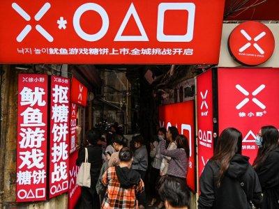 Illegal streams, merch bonanza: 'Squid Game' craze hits China