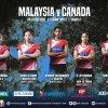 1比4告负加拿大 马女尤杯小组赛三连败垫底!
