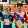 马羽小将征德国19岁以下国际赛包揽三冠!