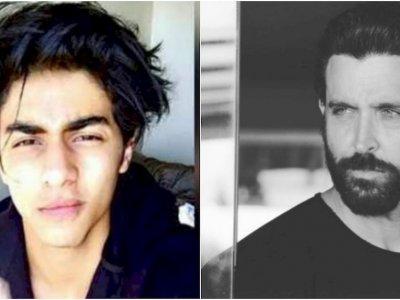 Bollywood actress Kangana Ranaut among those slamming Hrithik Roshan for sympathising with Shah Rukh Khan's son after his arrest