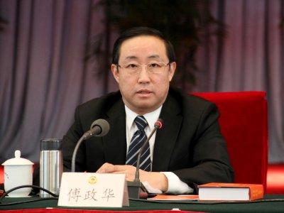 """习近平反贪""""打老虎""""     中国前司法部长被查"""