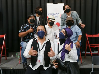 'Langkah Baru' : Helping Malaysian musicians take the right step in  understanding the music industry and their rights (VIDEO)