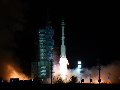 China tested new space capability with hypersonic missile, reports Financial Times