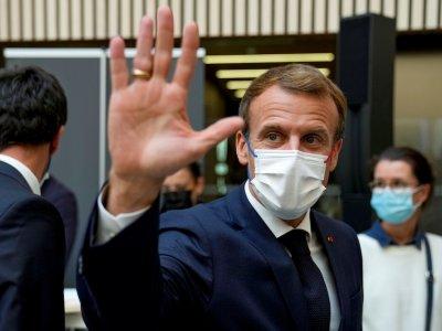 Macron condemns 'inexcusable' crackdown on'61 Paris protest of Algerians