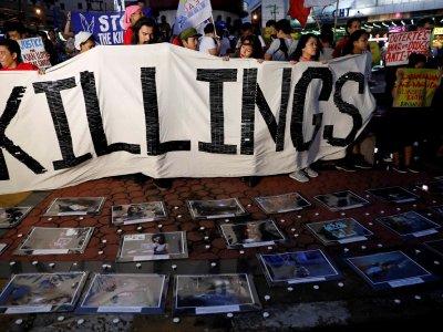 血腥反毒夺走数千人命      菲律宾司法部要调查