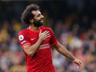 Sublime Salah steers Liverpool to 5-0 win over woedul Watford