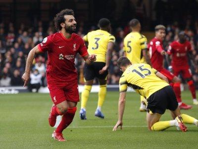 Salah best in the world says Liverpool boss Klopp