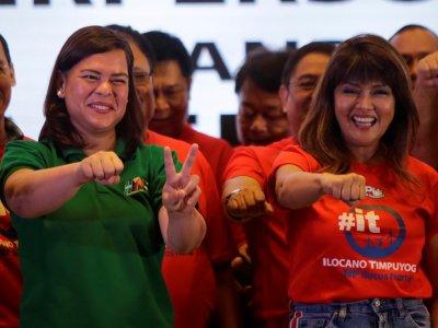 菲媒:杜特尔特称女儿将竞选总统