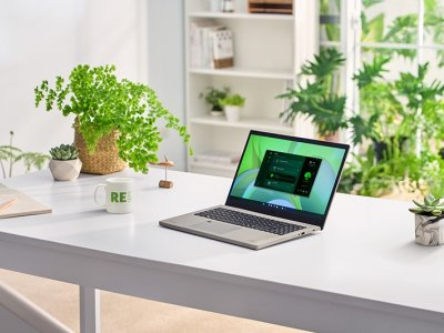 Acer shows off greener laptops, and monster gaming rig at event