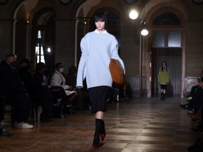 From the runway to the street, fashion is shaking off traditional notions of gender