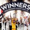 决赛2比1挫西班牙 法国首夺欧国联冠军!