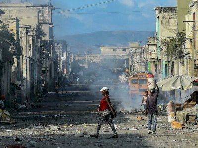 15 US missionaries and family kidnapped in Haiti, says security source