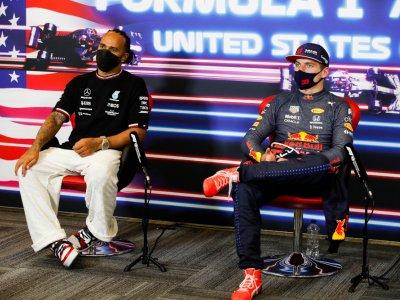 Verstappen has stronger hand in F1 title thriller, says Hamilton