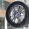 Michelin's puncture-proof airless tyre expected in 2024