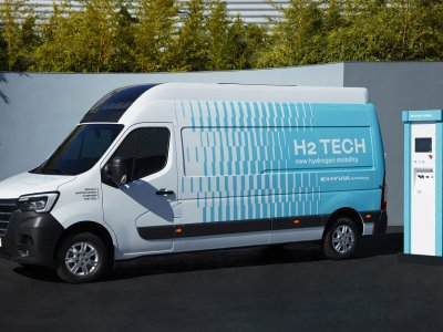 Renault lifts the lid on hydrogen-powered prototype (VIDEO)