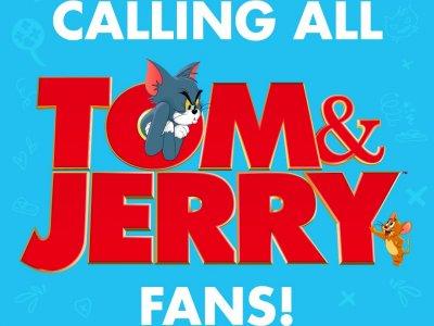 《汤姆猫和杰瑞鼠》新电影造势活动 创意合影可赢精美周边!